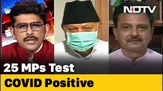 Left, Right & Centre | Parliament Amid Pandemic: 25 MPs Test Covid Positive - Download this Video in MP3, M4A, WEBM, MP4, 3GP