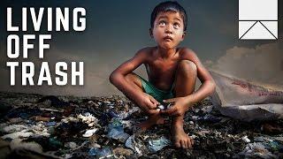 Meet The Kids Surviving Off Trash Dumps