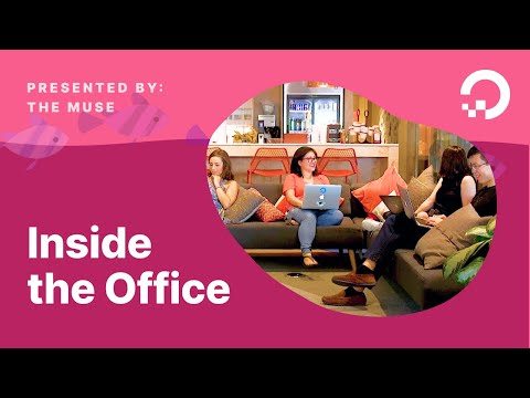 Inside the Offices of DigitalOcean presented by The Muse