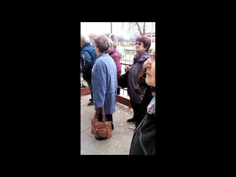 U Nišu penzioneri protestovali ispred Gerontološkog zbog zatvaranja kluba