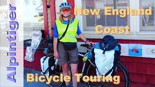 Bicycle Touring USA, New England Coast - Part 2