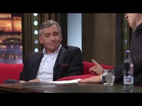 1. Jan Čenský - Show Jana Krause 25. 3. 2015