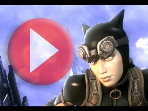 Get A Load Of Catwoman Clawing It Up In Injustice: Gods Among Us