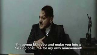 Hitler Gets an Unexpected Surprise!