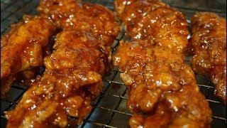 Chilis Honey Chipotle Crispers | Copycat Recipe | Honey Chipotle Chicken