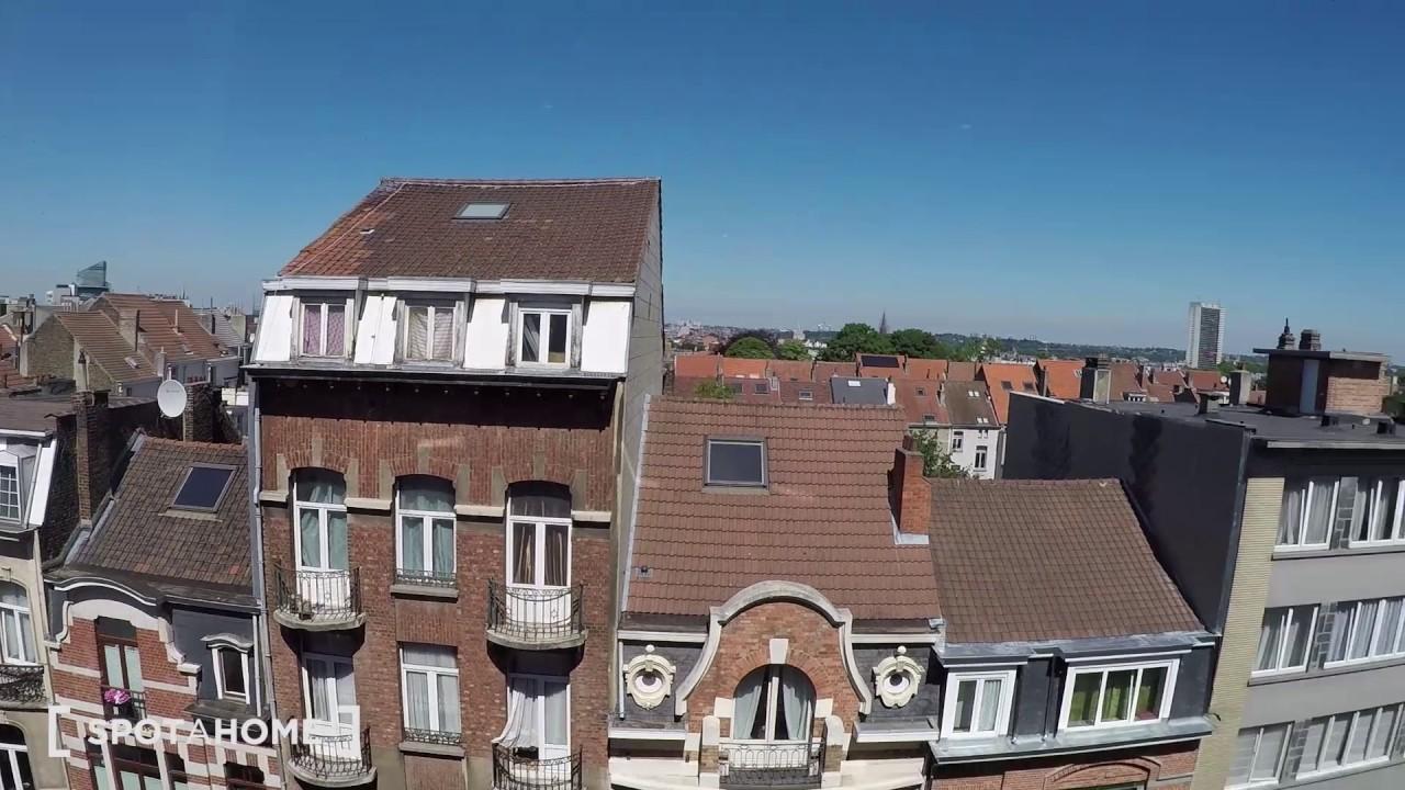 Modern 1-bedroom apartment for rent in Schaerbeek