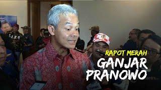 Gubernur Ganjar Pranowo Diberi Rapor Merah oleh Mahasiswa, Singgung PT RUM hingga Gubernur Lamis