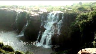 Ethipothala Waterfall Surroundings, Nagarjuna Sagar