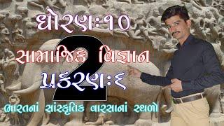 class 10 Social Science Ch 6 In Gujarati||ધોરણ-10 સામાજિક વિજ્ઞાન - પ્રકરણ-6||part - 2