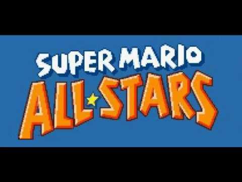 Super Mario Bros  3 [All-Stars] - (World 3) Sea Side