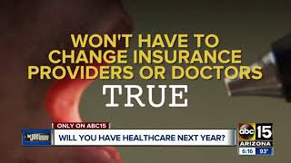 What will happen to your healthcare in 2018?