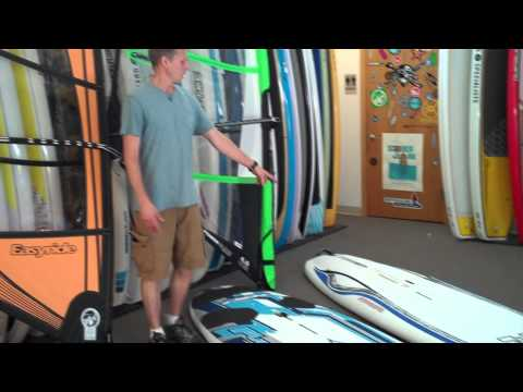 Entry Level Windsurfing Packages
