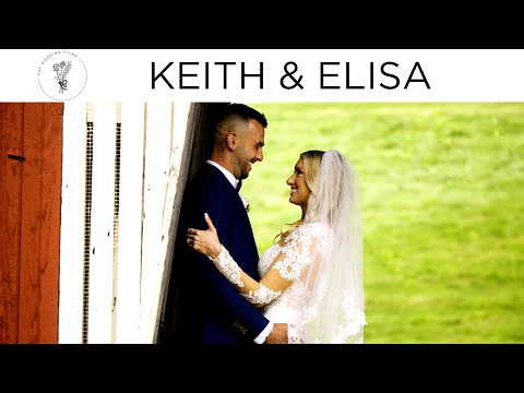 Elisa + Keith | New Tripoli, Pennsylvania | Olde Homestead Golf Club