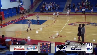 Caston Girls Varsity Basketball vs Frontier