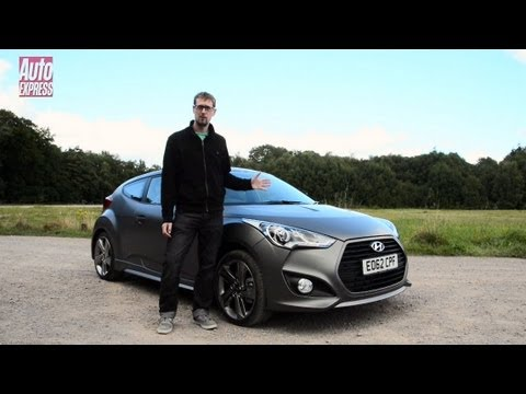 Hyundai Veloster Turbo review - Auto Express