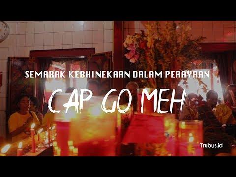 Mengintip Tradisi yang Jarang Diketahui di Perayaan Cap Go Meh