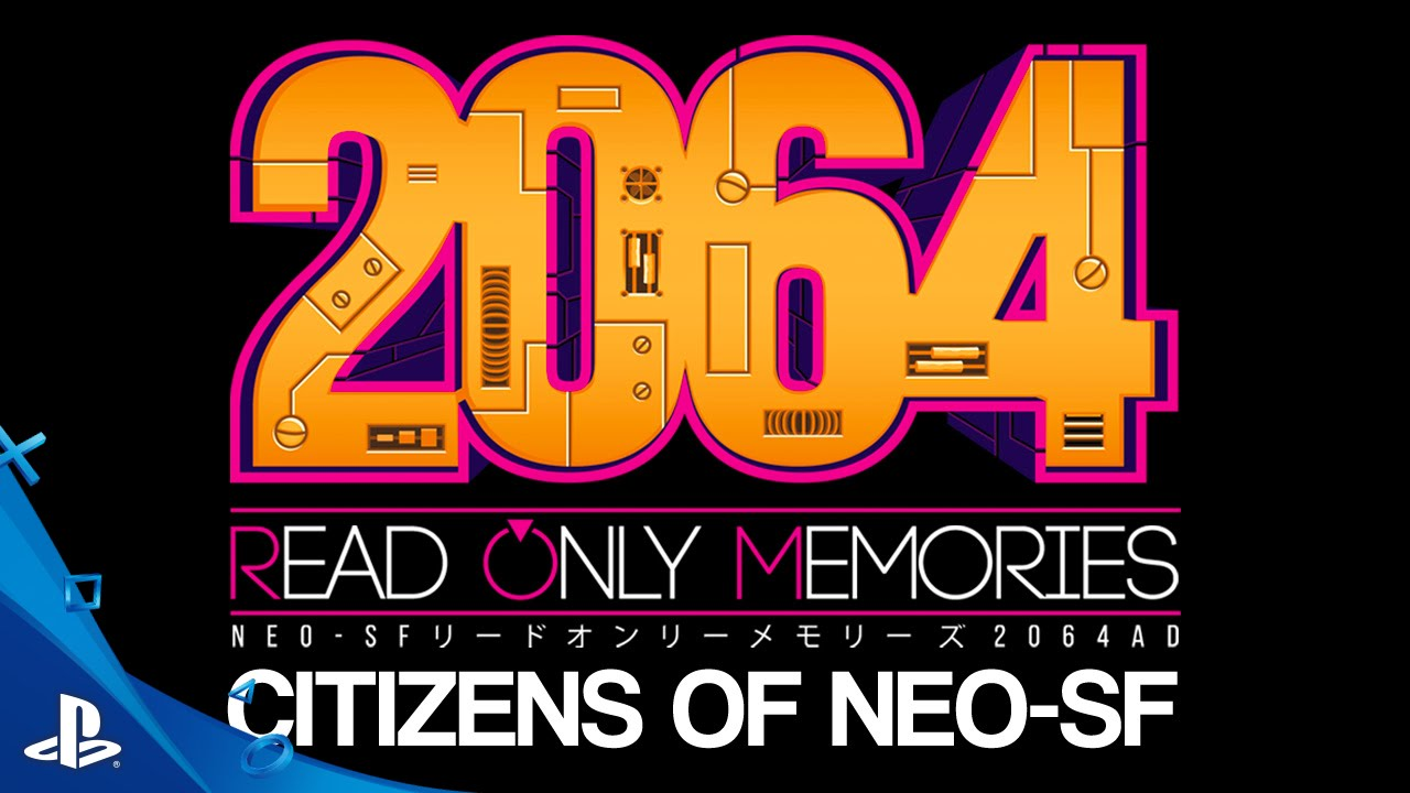 2064: Read Only Memories Coming to PS4, PS Vita on August 16