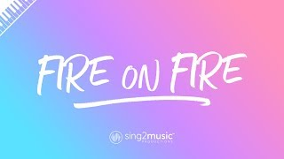 Fire On Fire (Piano Karaoke Instrumental) Sam Smith
