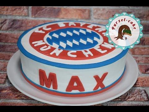 FC Bayern München/ Motivtorten/von Purzel-cake