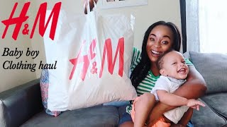 HUGE H&M Baby Boy Clothing Haul & Tips To Shop For Your Little One