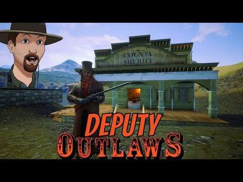 County Sheriff's Office- OUTLAWS of the Old West