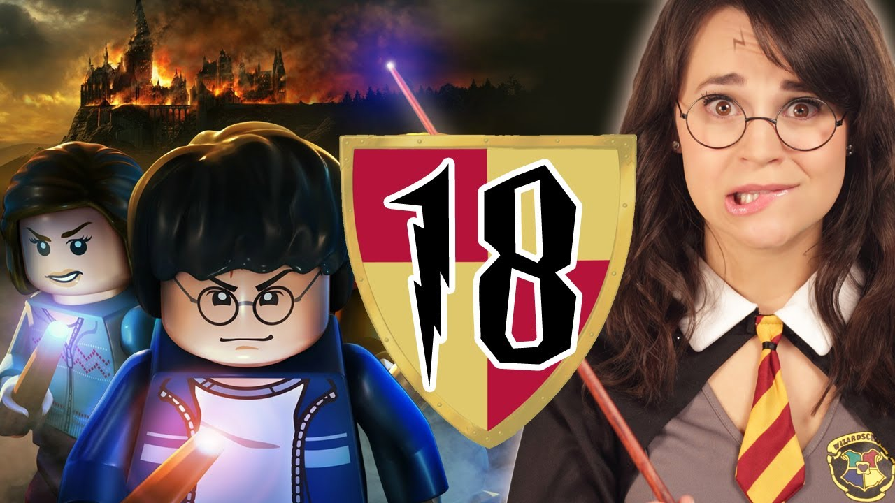 Lets Play Lego Harry Potter Years 5-7 - Part 18 thumbnail