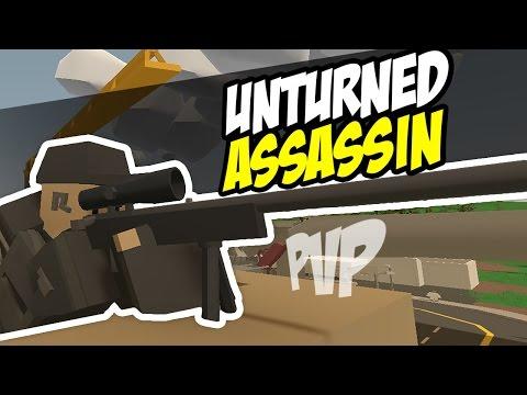 Steam Community :: Video :: THE ASSASSIN - Unturned PVP