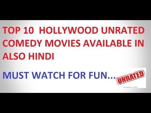 top 10 Unrated Comedy Movies Available in hindi.