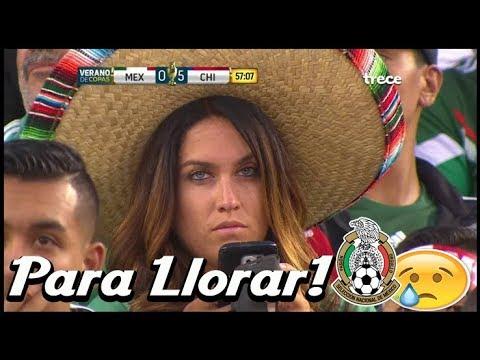 Las 10 derrotas más dolorosas de la Selección Mexicana