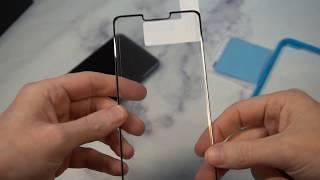BodyGuardz Pure Arc Curved Tempered Glass Screen Protector – LG G8 ThinQ Review