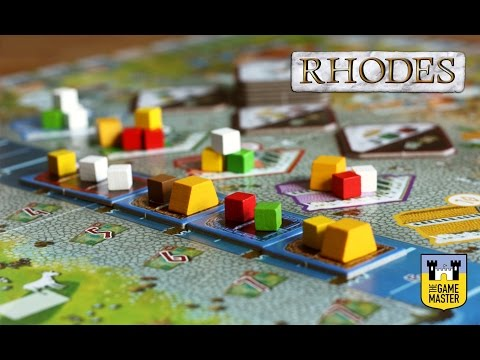 Rhodes board game 5 minutes rules overview