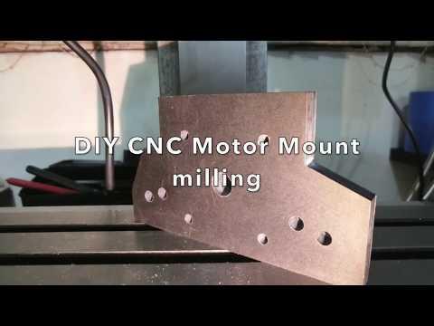 Using tool HSS 4 Flute CNC End Mill Cutter 4mm