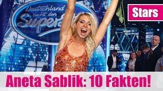 "DSDS: 10 Fakten über Aneta Sablik! ""The One""-Sängerin"