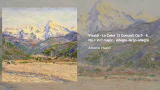 La Cetra 12 Concerti Op. 9