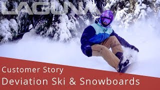 Deviation Ski & Snowboard Works: Customer Story