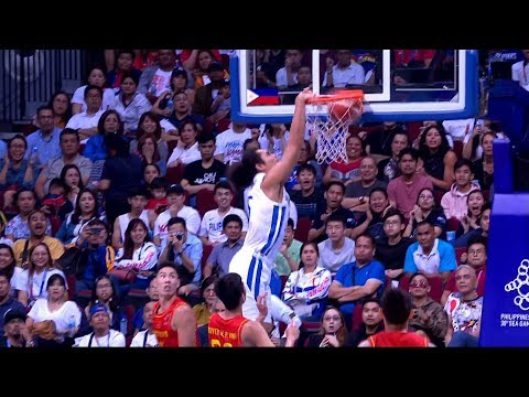 [Sport5]  Japeth exclamation point! | 2019 SEA Games