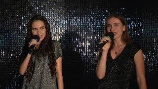 Виктория и Мария. Караоке-баттл 8 сезон 2 тур. 25 11 2018