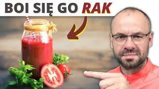 Napój likopenowy z pomidorów – co stanie się z Twoim zdrowiem jeśli wypijesz ten napój?