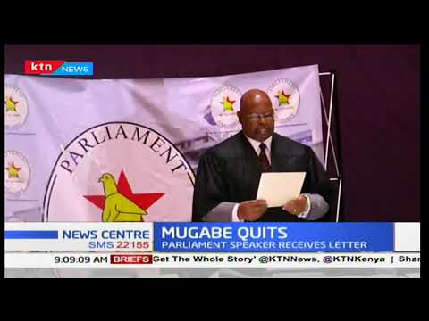 A new dawn for Zimbabwe as Robert Mugabe resigns from presidency
