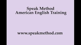 Speak Method: Intonation Rule 2 Complex Meaning in American English Pronunciation