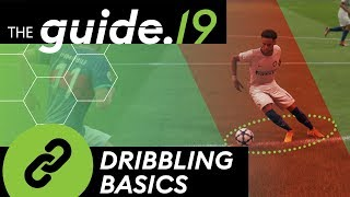 FIFA 19 DRIBBLING TUTORIAL | Avoid losing BALL POSSESSION by understanding the BASICS! THE GUIDE