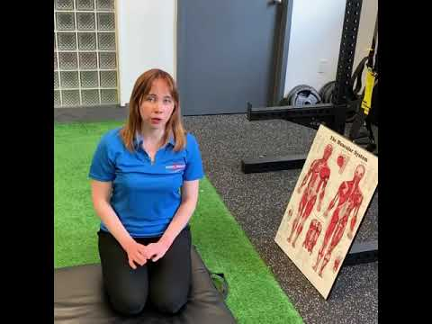 Glutes Bridges - with Physio Dasha
