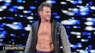 WWENetwork:ChrisJerichoreturnstoWWE:NightofChampions2015