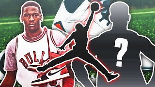 The Superstar Athlete You Probably didn't know Tried to KILL the Jordan Shoe Brand...