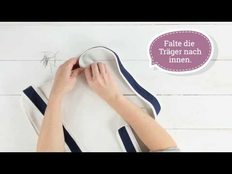 How-to: Rucksackträger nähen