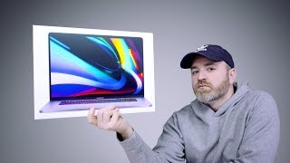 MacBook Pro 16 Unboxing - Time To Switch Back?