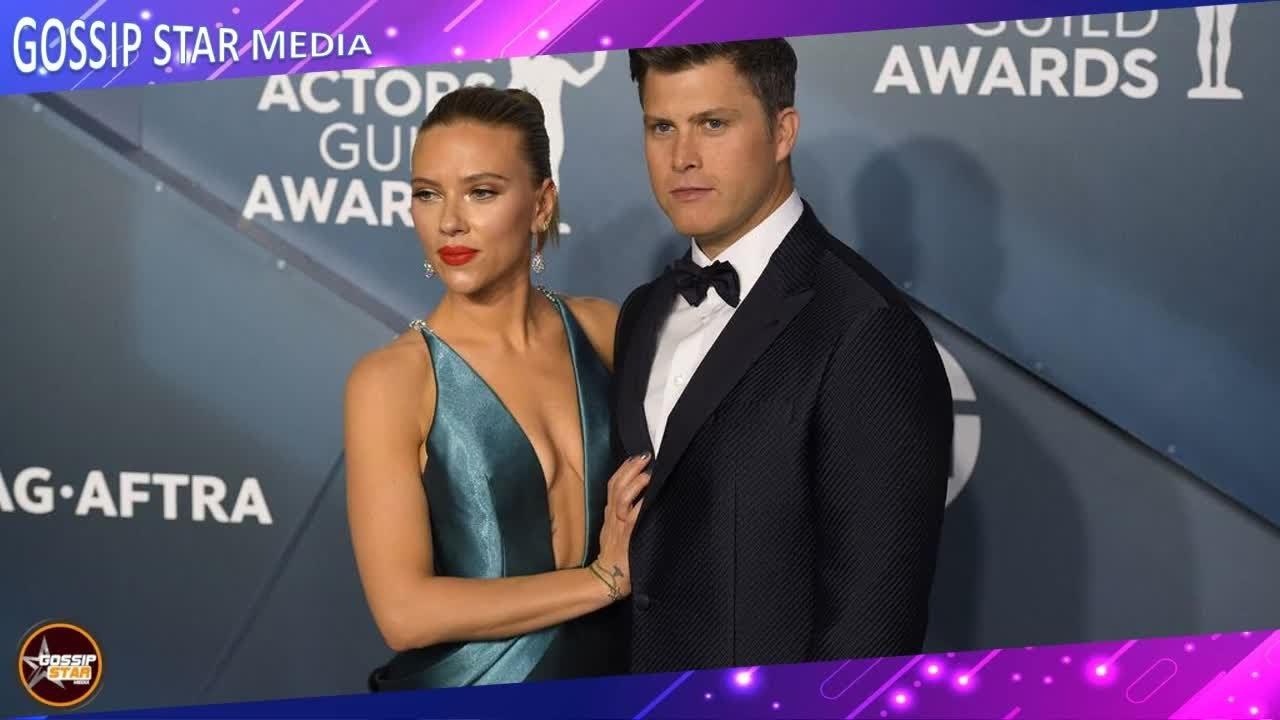 Scarlett Johansson se met sa belle-mère à dos à cause du prénom de son fils