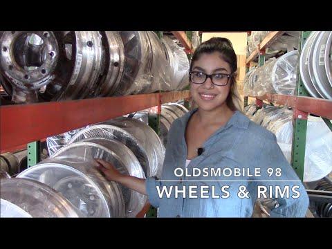 Factory Original Oldsmobile 98 Wheels & Oldsmobile 98 Rims – OriginalWheels.com