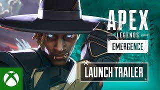 Xbox Apex Legends: Emergence Launch Trailer anuncio