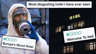 POLENS VÄRSTA HOTELL (KNARKARKVART)
